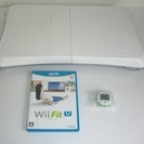 Wii fit U バランスボード...