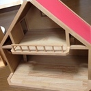 <商談中>中古品 シルバニアンファミリーの赤い屋根のおうち