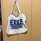 EXILE ライブツアーグッズ