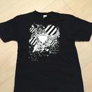 ノーブランド Tシャツ 黒