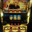 スロット実機ミリオンゴッド神々の系譜ZEUSver.コイン不要機付...
