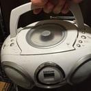 CDラジカセ ラジオ 0円
