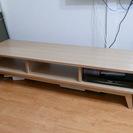テレビボード W1545 x D450 x H320mm