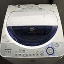 SHARP5.5㎏洗濯機 2007年式