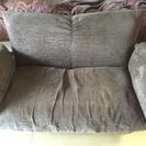 ニトリ2人掛けソファベッド