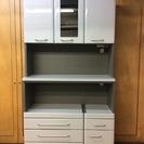 ニトリ  キッチンボード / 食器棚  セパレートタイプ