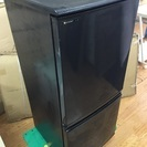 2007年製 シャープ 冷蔵庫 137L