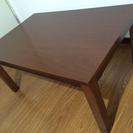 こたつテーブル ローテーブル
