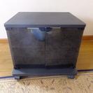 テレビ台ブラック