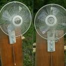 【取引中】YAMAZEN 30cm壁掛け扇風機 WT-C30 美品
