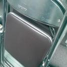 パイプ椅子 2つ