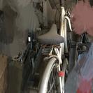 ママチャリ 自転車  整備必要