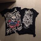 スカル Tシャツ セット