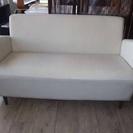 B-company 白いソファー