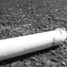日曜日の昼間からタバコの吸い殻を一緒に拾ってくれる人を募集します。