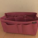 バーキン35のバッグインバッグ
