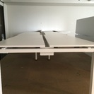 【美品】可動式オフィス机