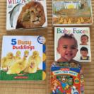 英語の本 5冊