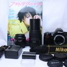 ★極上品★ Nikon ニコン D70S 豪華Wレンズセット 安心...