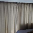 無印良品 カーテン一式(定価10万以上)