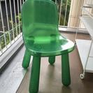 ポリ素材 クリア チェア 椅子