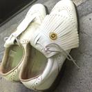 ゴルフ シューズ フットジョイ 靴 男性用 25〜26cmくらい