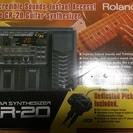 Roland GR-20 + GK-3 Guitar Synthe...