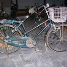 フジ自転車!