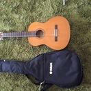 YAMAHAクラシックギターCG124C