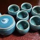 会津本郷焼 湯のみ茶碗セット