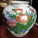 九谷焼 花瓶 壺