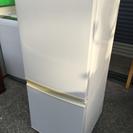 2ドア冷蔵庫 137L