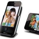 MiLi iPhone 4/4S対応 圧倒的大容量3000mAhリ...