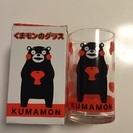 未使用品!くまモンのグラス