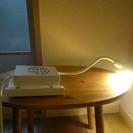 [値下げ] IKEA FORMAT LED キャビネット照明 (白)