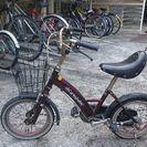 【格安】14インチ子供用自転車 補...