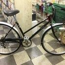 [3145]中古自転車 リサイクル自転車 シティサイクル 27イン...
