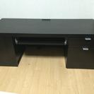 ローテーブル パソコン机 ニトリ製