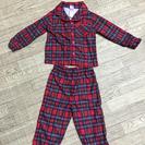 長袖パジャマ 18ヶ月(80cmくらい)