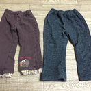 corneiue 幼児 長パンツ 95cm 2枚セット