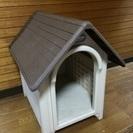 ボブ ハウス ペット 犬 小屋 小型犬 ブラウン ベージュ プラス...
