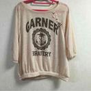 七分袖サマーセーター