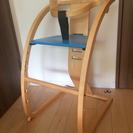 佐々木敏光デザイン e-chair 子供用椅子 [手渡しのみ希望]