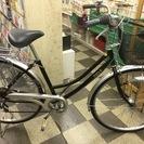 [3115]中古自転車 リサイクル自転車 シティサイクル 27イン...