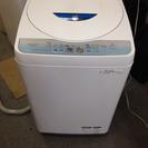 SHARP シャープ 洗濯機 5.5kg 2011年製 ES-GE...