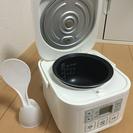 マイコン炊飯ジャー3合 ニトリ