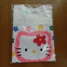 キティ Tシャツ 120㎝ 新品・タグ付き<送料込>