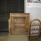 飾り棚 手作り  新価格