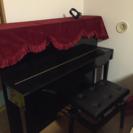 kawai ピアノ 椅子付き