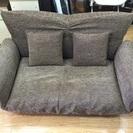 17日限定(お持ち帰り1000円値引き)2人掛けソファを売ります。
